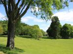 Stunning Kendal Green on your doorstep. Lovely for picnics.
