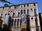 Palazzo Fortuny just in face