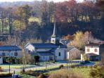 Balledent a nearby village