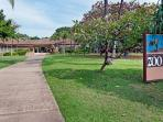 The Honolulu Zoo is Right Around the Corner