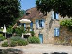 Old stone farmhouse with Private pool