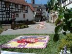 patrocinium in June in Bermersbach