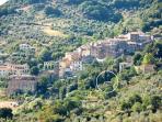Location in San Dalmazio