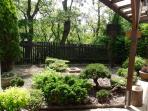 Garden private area