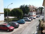 Vista exterior apartamento