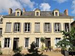 Front of La Grande Maison