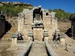 The Ancient City of Perge is less than 30 minutes away