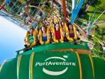 parque tematico, PortAventura, diversión para toda la familia