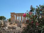 Selinunte is one of the largest and most impressive archaeological sites in the Mediterranean.