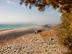 Lahania beach