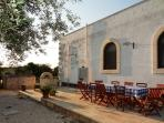 Giardini di Marzo - dining place outside