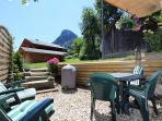 Chalet Migi garden & bbq