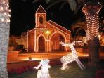 Sabinillas church