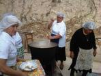 Annual event taking place in September, making palouje