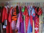 Dressing Up Costumes