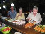 BBQ night at Koseoglu