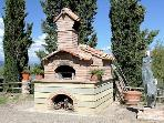 Wood oven