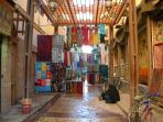 A shopping trip in the Souk - an experience indeed!