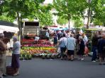 Civray market