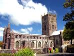 St Davids - a beautiful place.