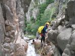 canyoning Chassezac