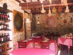 La 'Trattoria'- the restaurant of the farm
