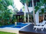 Jomtien beach Villa sleeps 10