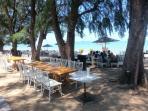 Glass House Beach Restaurant