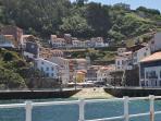Cudillero fishermen village