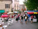Fete de Olivier, which is held every year in July.