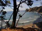 Oleiros beach