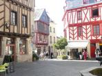 Historic town of Vannes