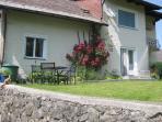 Haus Anastasia and shared garden