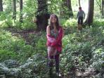 Duff House wooded walks