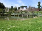 Villa Doria Pamphili Public green area only 500 meters from the apartment