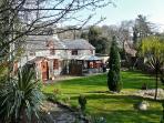 Llwyn Ynn Cottage   Talybont