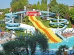 Hydromania Water Park, Rome