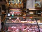 What a selection from the local deli, all is locally produced