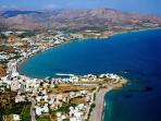 Majestic mountains close to the sea, within a few kilometers of wonderful beaches