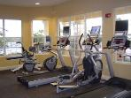 Fitness Room at Vista Cay Clubhouse