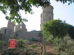 le chateau de Grimaud