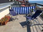 sun bathing corner
