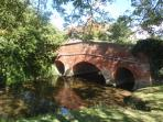 Bridge over the River Stiffkey