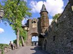 castle reichsburg cochem