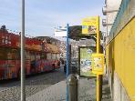 Tourist Stop Bus 50m