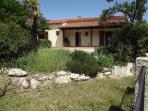 Le Palmier Villa in Sorède, garden, wifi & parking