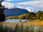 World famous Lakes of Killarney on our doorstep