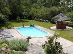 French villa in Beziers with pool