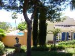 General view of Casa La Medina