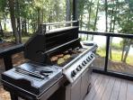 BBQ, Napoleon gas grill